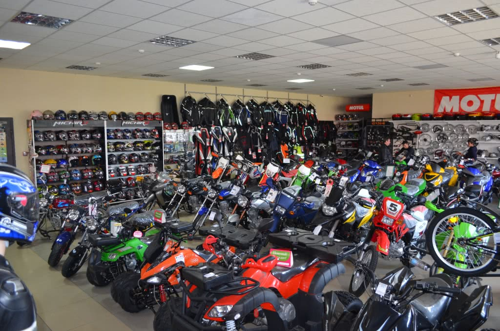 Магазин Продажи Мототехники