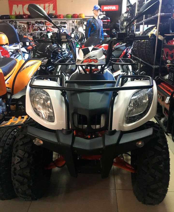 Квадроцикл Kayo Big Bull 200cc