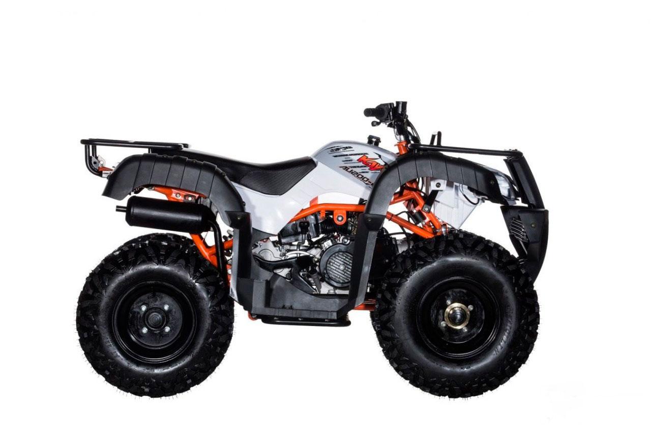 Квадроцикл Kayo Bull-3c 170cc