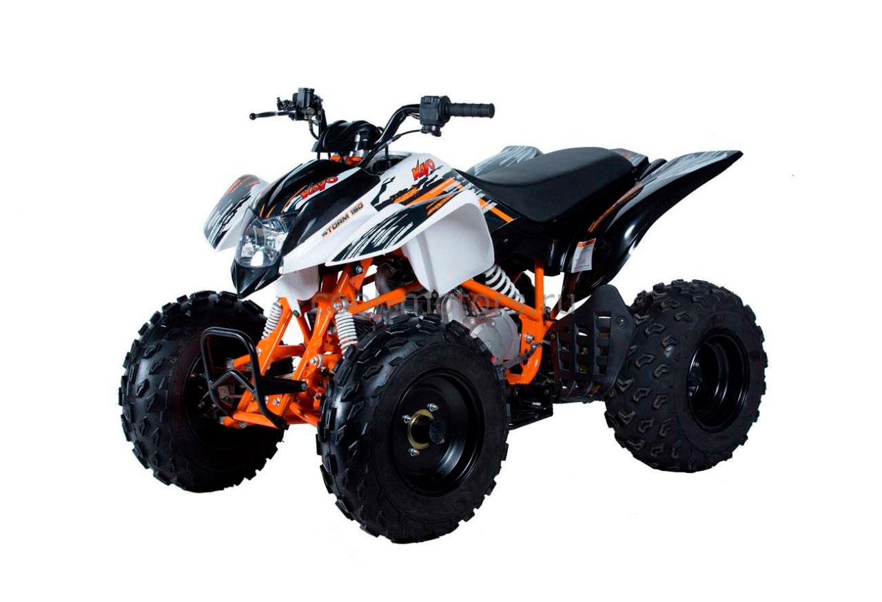 Квадроцикл Kayo Storm 150cc