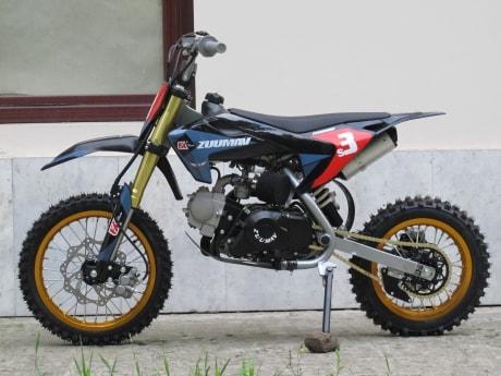 Мотоцикл ZUUMAV FX S3
