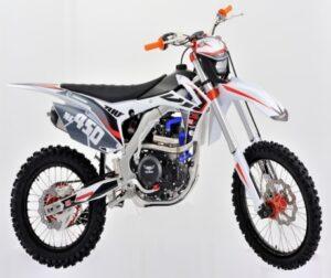 Мотоцикл ZUUMAV FX NC450
